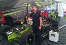This Race Car Driver Doesn't Let His Diabetes Slow Him Down