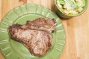 How to Cook T-Bone Steaks in a Frying Pan