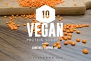 10 Vegan Protein Sources - Some Will Surprise You