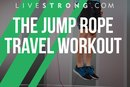 A Fat-Blasting Jump Rope Workout You Can Travel With