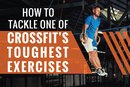 How to Tackle One of CrossFit's Hardest Exercises