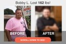 How Bobby L. Lost 162 Pounds