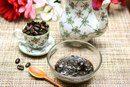 Homemade Coffee Scrub