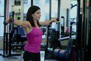 Lateral Raises for Triceps