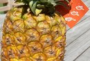 Nutrition Information for Sugar in a Pineapple