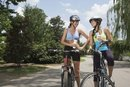 How Many Calories Are Burned on a 20-Minute Bike Ride?