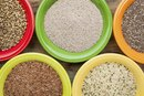 Information on Chia, Hemp & Flax