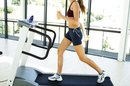 Cardio Interval Training on a Treadmill