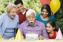 How to Plan a Birthday Party for a 90-Year-Old Dad