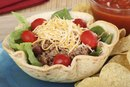 Calories in a Taco Salad