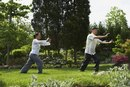 Tai Chi vs. Tae Kwon Do