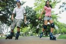 What Muscles Does RollerBlading Work?