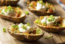 How to Make Quick Potato Skins