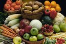 Top 10 Healthiest Fruits & Vegetables