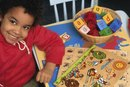 Games for Children Ages 3-4