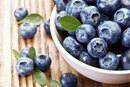 The Carbohydrates in Blueberries