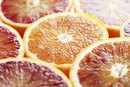Blood Orange Nutritional Value