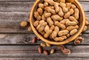 Raw Peanuts Nutrition