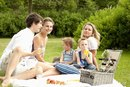 Family Games for Church Picnics