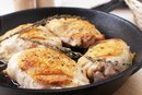 How to Pan Sauté Boneless, Skinless Chicken Thighs