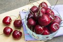 Diet With Cherries