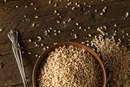 A List of Fiber-Rich & Whole Grain Foods