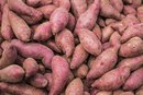 Nutritional Facts for an Oriental Sweet Potato