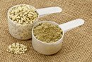 Calories in Hemp Hearts