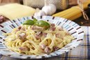 How to Keep Spaghetti Alla Carbonara