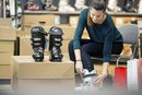 Difference Between Ski Boots & Snowboard Boots