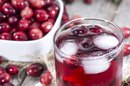 Diet Cranberry Juice vs. Regular Cranberry Juice