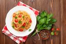 The Calories in Barilla Pasta