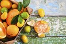 Foods With Citric Acid