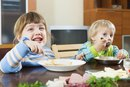 Are There Vitamins That Can Give a Toddler a Good Appetite?