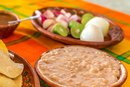 How Many Calories in Refried Beans at a Restaurant?