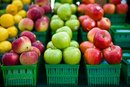 The Glycemic Index of Apples