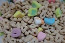 Lucky Charms Cereal & Gluten