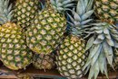 Citric Acid in Pineapple