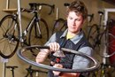 How to Remove a Bicycle Wheel Wobble