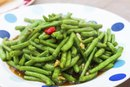 How to Lose Weight by Eating Green Beans