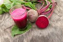 Beet & Lemon Juice Liver Detoxifying Diet