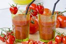 What Is the Nutritional Difference Between V8 & Tomato Juice?