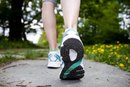 How Many Calories Are Burned During a 40 Min. Brisk Walk?