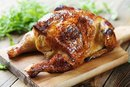 Nutrition in Half of a Roasted Chicken