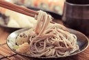 Health Benefits of Buckwheat Noodles