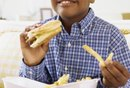 Bad Health of Children and Teens Who Eat Junk Food