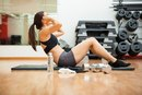 Workouts to lose belly fat in two weeks