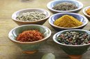 Spices for Low Sodium Diet