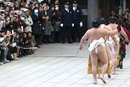 What Do Sumo Wrestlers Wear During a Match?