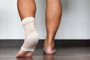 A Foot and Ankle Sprain